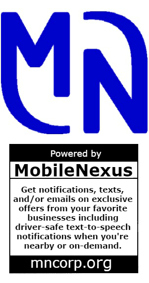 MobileNexus Subscriber Business Placard/Decal
